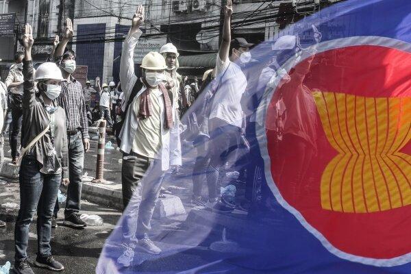 روسیه: از رویکرد آ سه آن در مسئله میانمار حمایت می کنیم