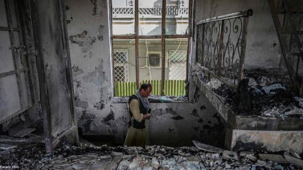 حمله انتحاری طالبان به جلسه وزیر دفاع افغانستان