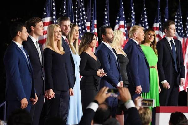 هزینه هنگفت حفاظت از فرزندان ترامپ پس از دوران ریاست جمهوری از جیب مالیات دهندگان آمریکایی