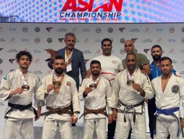 اعزام بدون مجوز جوجیتسو و اعلام اشتباه رده بندی نهایی تیم ایران!
