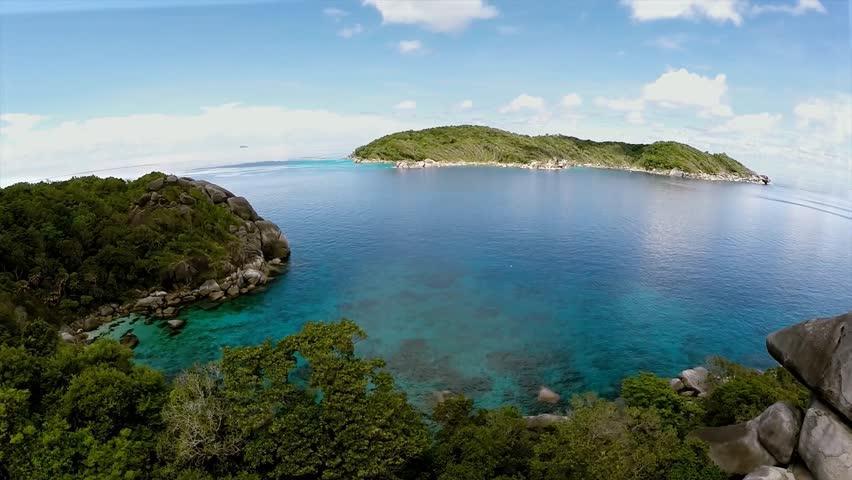 جزیره فی فی تایلند را بهتر بشناسید