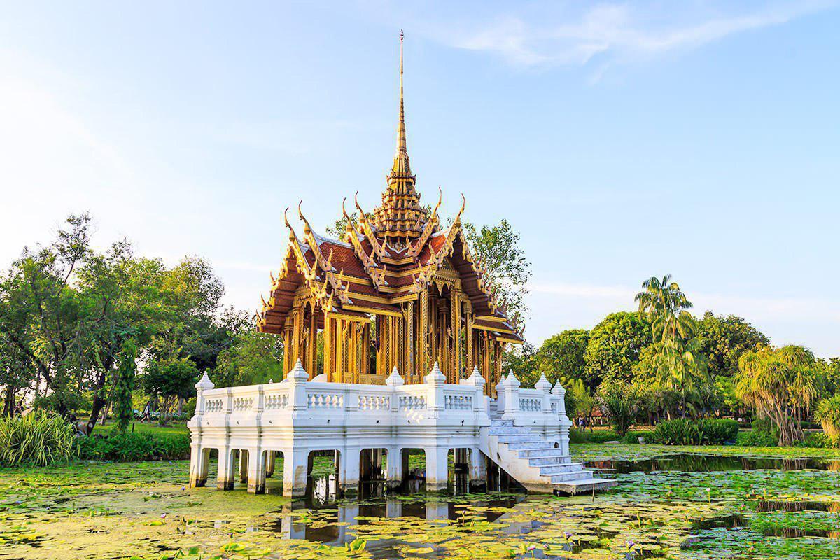 پارک و باغ گیاه شناسی راما نهم بانکوک