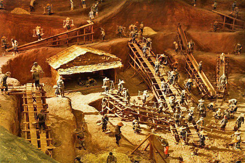 موزه معدن پوکت