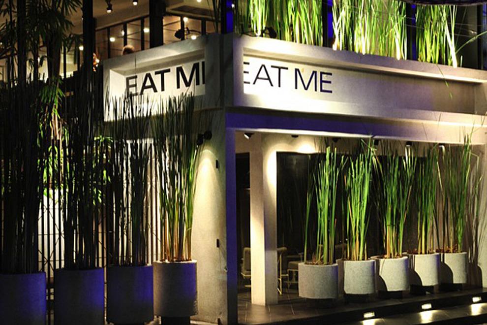 رستوران ایت می در بانکوک