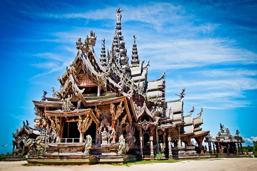 تور پاتایا، تور جزیره چانگ، تور بانکوک