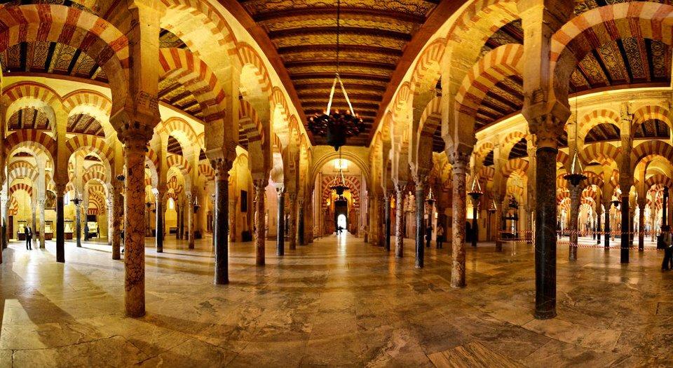 مسجد قرطبه در اسپانیا