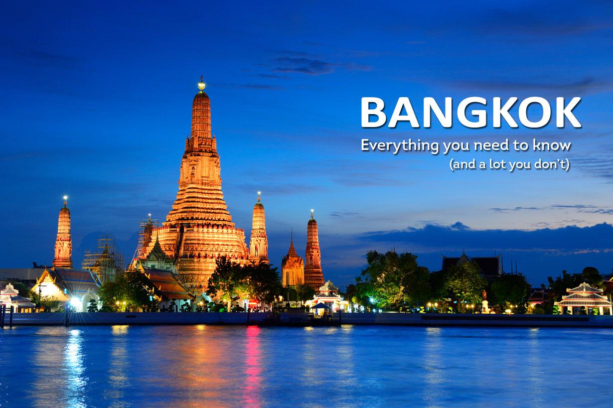 راهنمای شهر زیبای بانکوک