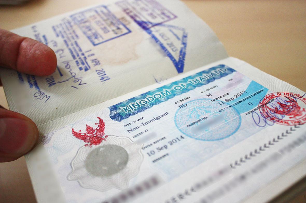 راهنمای اخذ ویزای تایلند