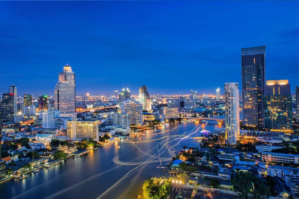 رودخانه چائو فرایا بانکوک