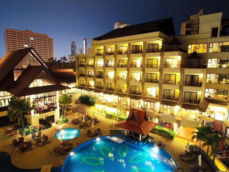 هتل گاردن کلیف پاتایا