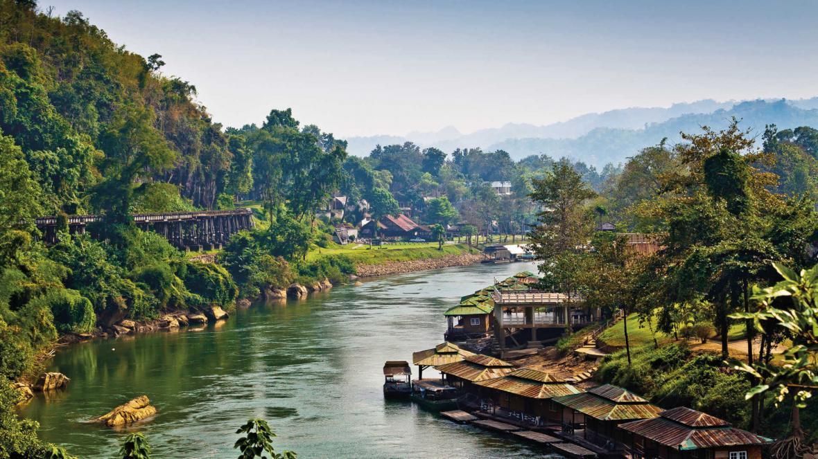 دلایل سفر به کشور تایلند