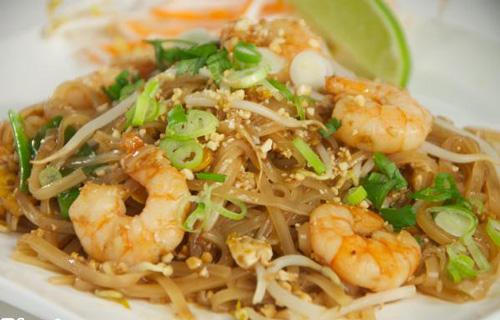 غذاهای محبوب تایلندی