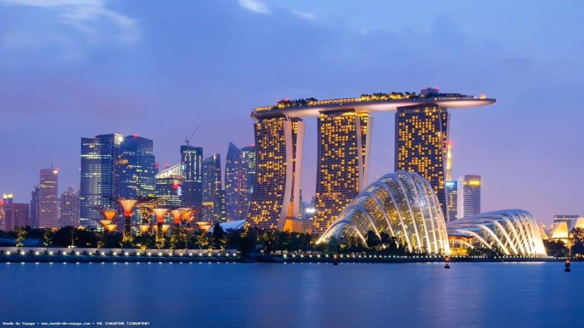 همه چیز درباره شهر سنگاپور