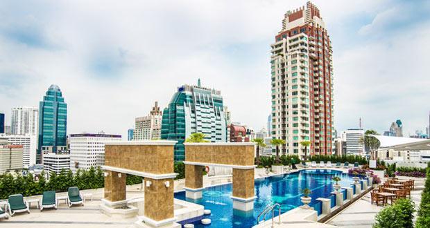 هتل برکلی بانکوک