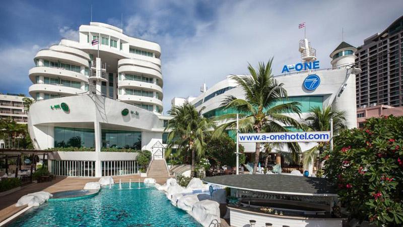 نگاهی به هتل های لوکس پاتایا