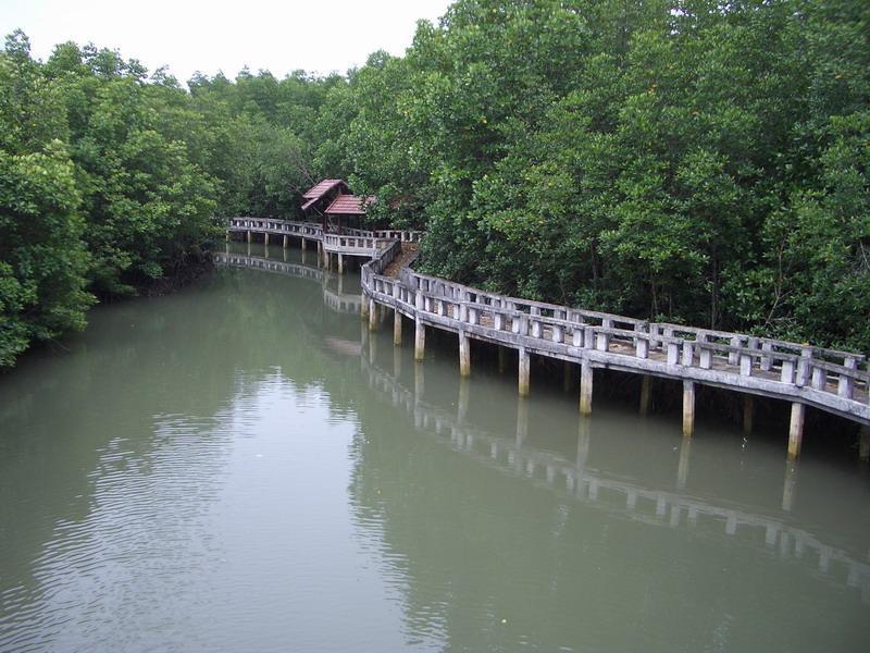 هتل مانگرو، کوه چانگ